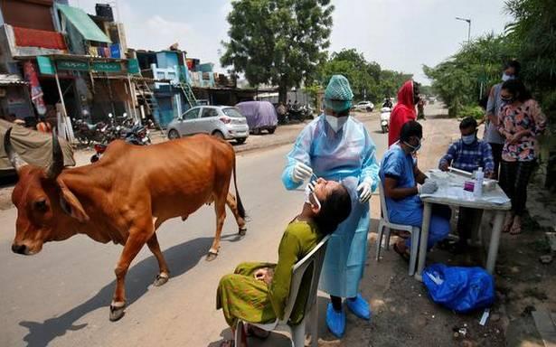 Coronavirus | India's COVID-19 cases cross 4 million