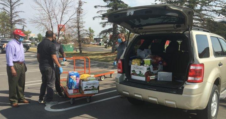 Volunteers assist Calgary church members diagnosed with COVID-19 – Calgary