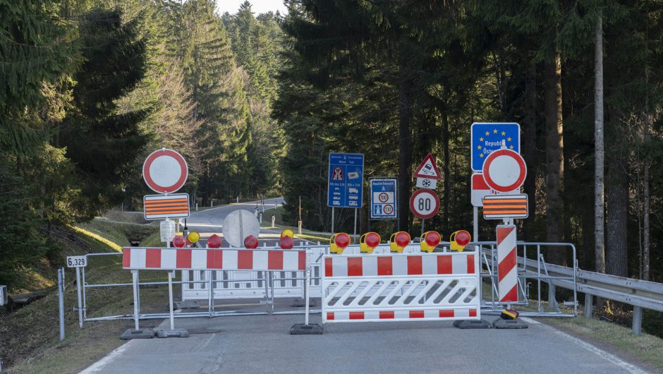 Germany Wants Harmonized COVID-19 Traffic Restrictions Across the EU