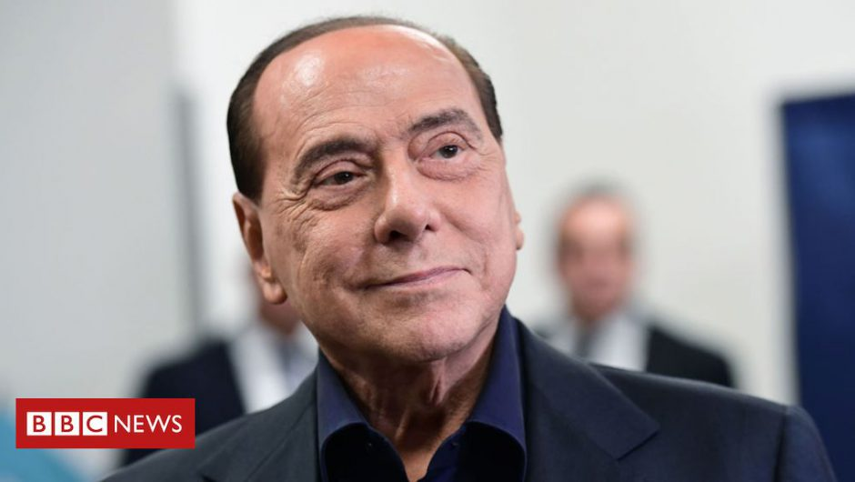Coronavirus: Italy ex-PM Silvio Berlusconi in hospital