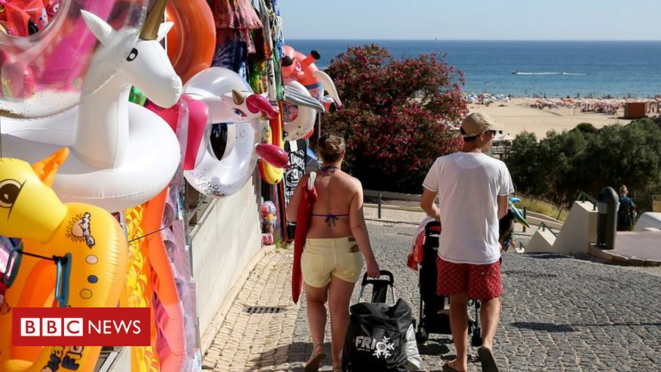 Coronavirus: Portugal not added to England quarantine list despite rise in cases