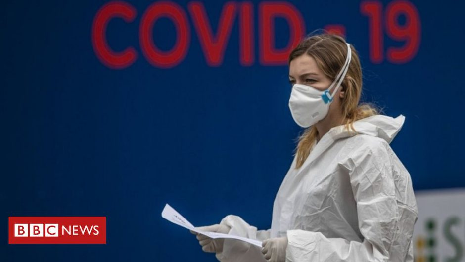 Coronavirus: WHO warns Europe over 'very serious' Covid surge
