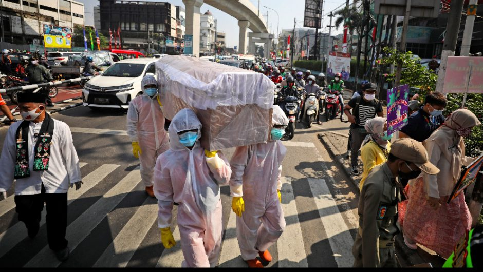 Coronavirus 'emergency' puts Jakarta back in lockdown: Live news | News