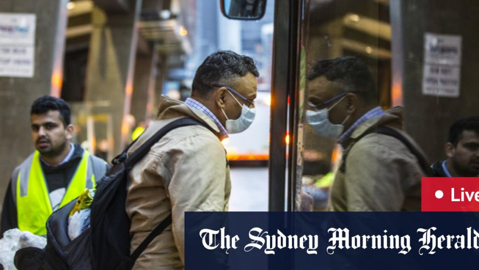 Victoria records five COVID-19 cases, Melbourne lockdown restrictions eased, Melbourne curfew lifted, Australia death toll at 875