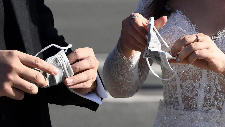 A Maine wedding is linked to 147 coronavirus cases and 3 deaths. Infections spilled over into a jail and two nursing homes.