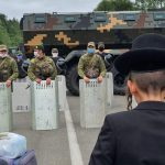 Coronavirus restrictions strand hundreds of Hasidic Jews at Ukraine-Belarus border