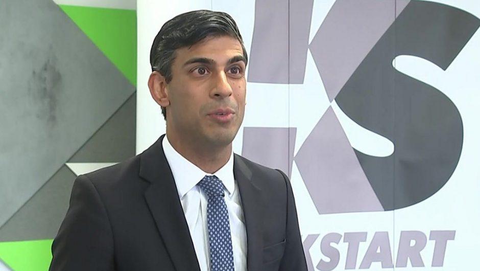 Coronavirus: No tax rise 'horror show', Rishi Sunak tells Tory MPs
