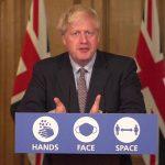 Coronavirus: 'We must act' to prevent second lockdown, says PM