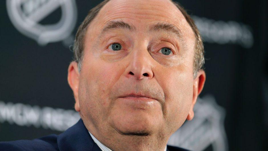 Gary Bettman says coronavirus raises many uncertainties for NHL, including start of 2020-21 season