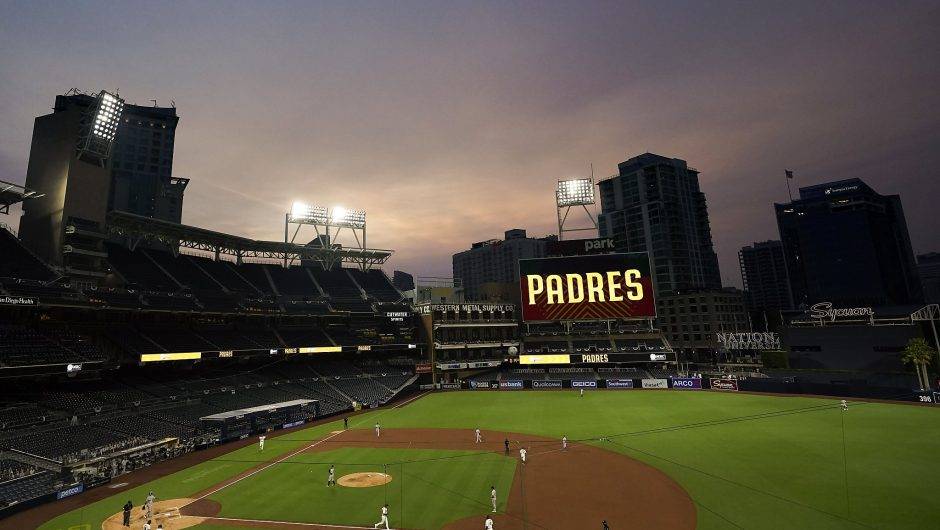 Giants player tests positive for coronavirus; at least 2 games vs. Padres postponed
