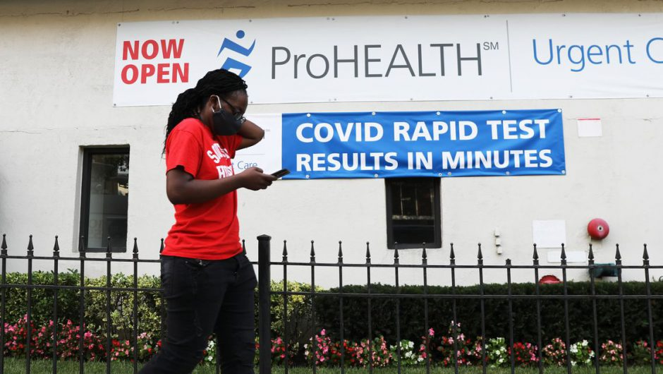 Here's what to know about Abbott's 15-minute COVID-19 test