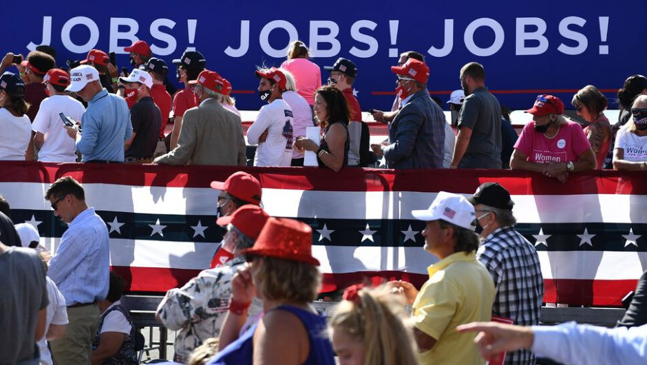 Trump's Covid-19 Stimulus Delay Could Endanger the Economy
