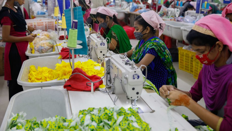 Coronavirus worsened the reality for Bangladesh garment workers