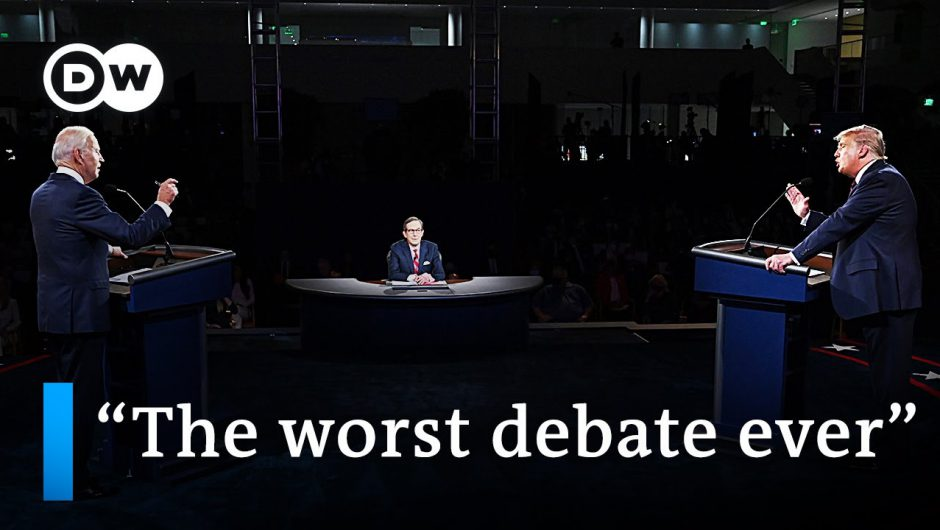 Why the US presidential debate saw no winner | DW News