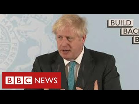 Boris Johnson apologises for repeated confusion over coronavirus restrictions – BBC News