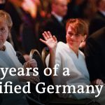 Germany marks 30th anniversary of reunification | DW News