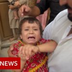 Fighting polio and conspiracies – BBC News