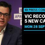 First single-figure coronavirus case increase in Victoria since June   ABC News