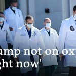 Trump's doctor gives COVID update after hospitalization | DW News