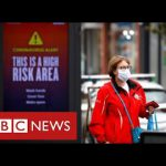 A quarter of UK population under tighter lockdowns as coronavirus cases surge – BBC News