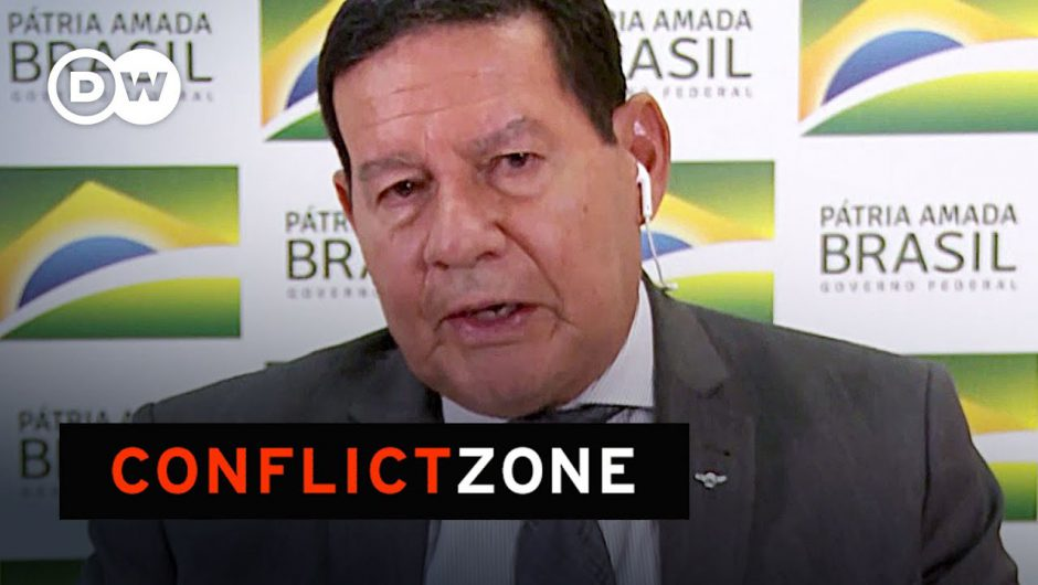 Brazil: How chaotic is this government? Hamilton Mourao Interview | Conflict Zone