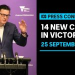 Victoria records 14 new coronavirus cases and 8 deaths    ABC News