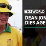 Australian cricket great Dean Jones dies in India | The World