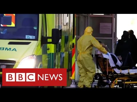 Hospitals in England record biggest rise in admissions for months – BBC News