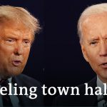 Key takeaways of Trump, Biden town hall events | DW Analysis
