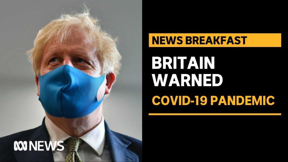Boris Johsnon warns UK has reached perilous turning point, announces new restrictions | ABC News