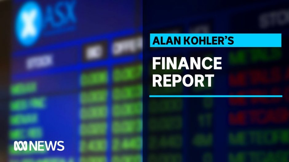 Both the local sharemarket and the Australian dollar fell today | Finance Report