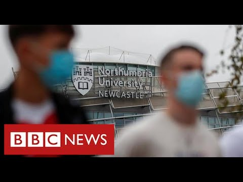 750 students in Northumbria test positive in biggest university coronavirus outbreak – BBC News