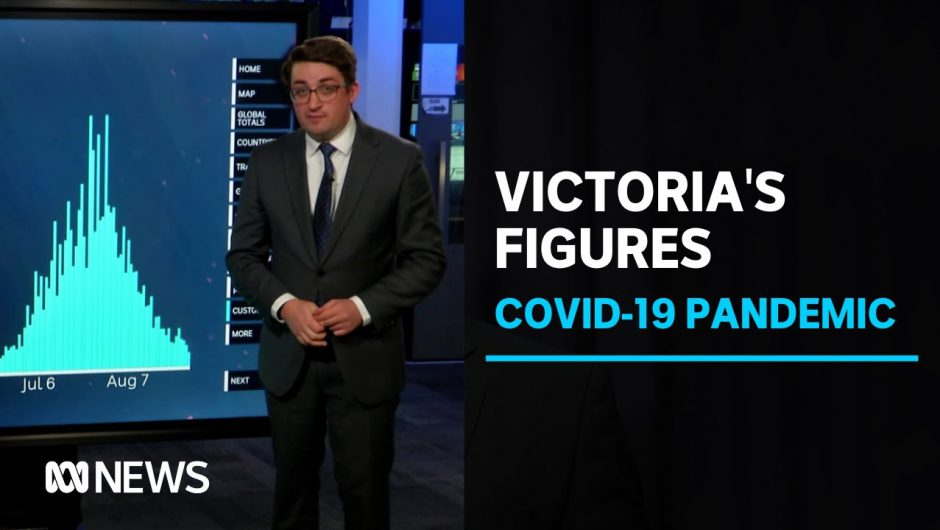 Casey Briggs looks at Victoria's latest COVID-19 figures and the roadmap to reopening  | ABC News