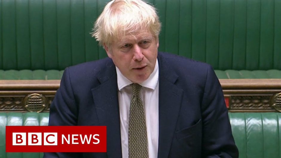 Johnson details three-tier Covid rules for England – BBC News
