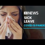 Coronavirus seems to have impacted sick leave — but not in the way you might expect | ABC News