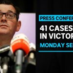 Watch Daniel Andrews' Coronavirus Press Conference LIVE | ABC News
