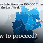 Daily new cases: Curfews in Europe? | DW News
