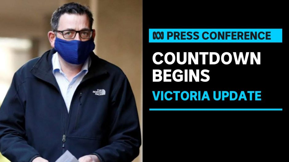 #LIVE: Victoria records 9 new cases of coronavirus | ABC News