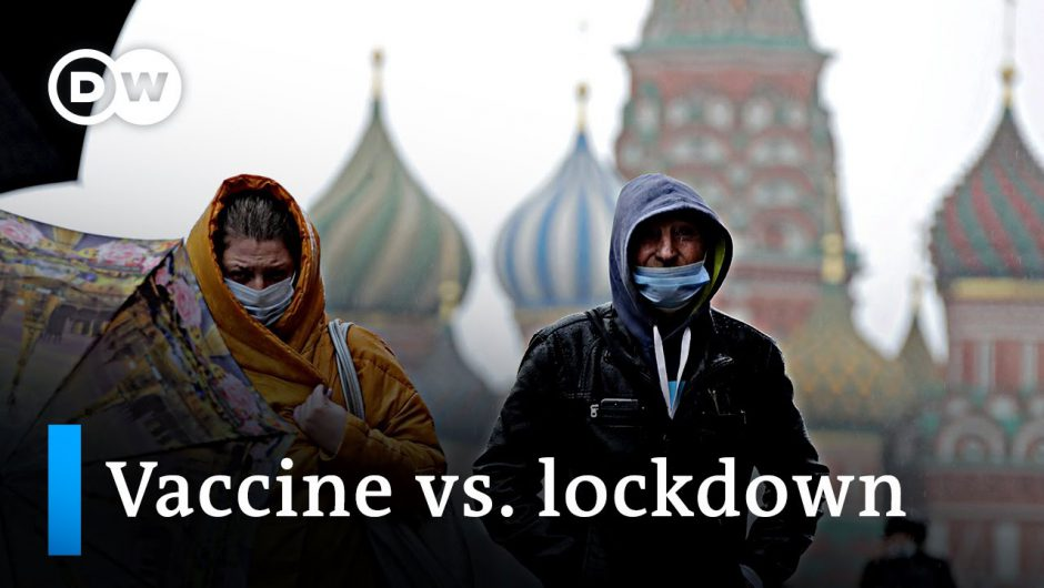 Russia announces production of 300,000 vaccine doses | DW News