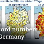 Coronavirus-Update: Record numbers in Germany | DW News