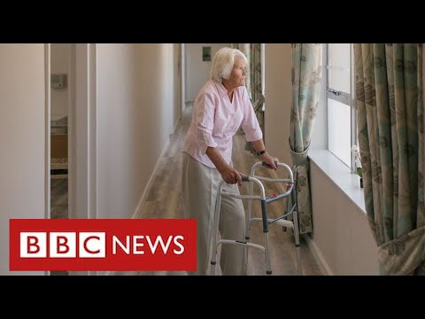 "Ban on care home visits is ""breach of human rights"" say relatives planning legal action – BBC News"