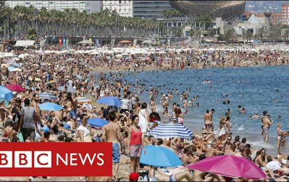 Travel chaos as UK warns against visiting Spain and imposes new quarantine