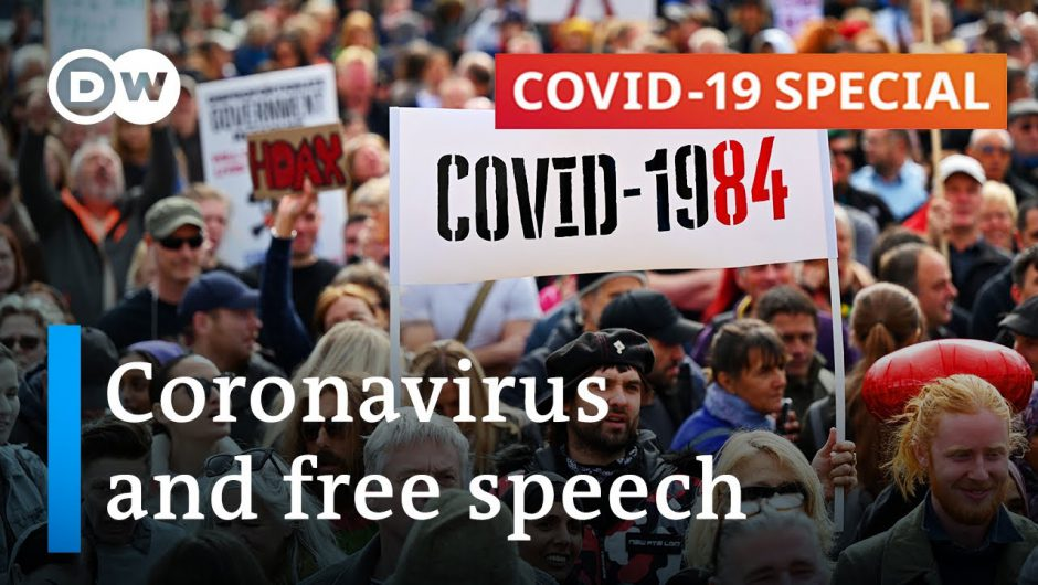 How coronavirus misinformation is used to curb free speech | Covid-19 Special