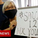 Hong Kong campaigner Alexandra Wong 'won't give up fighting' – BBC News
