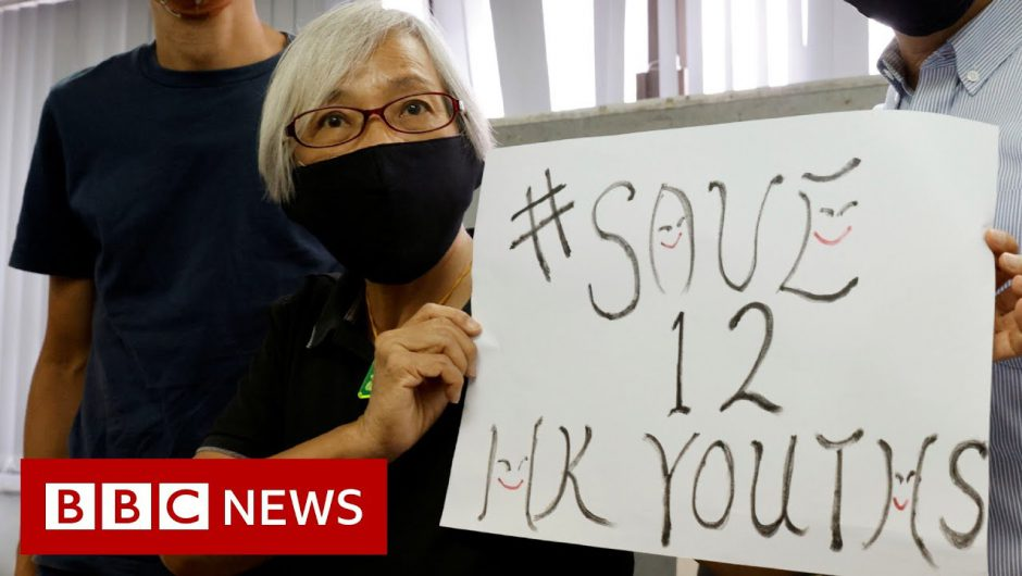 Hong Kong campaigner Alexandra Wong 'won't give up fighting' – BBC News