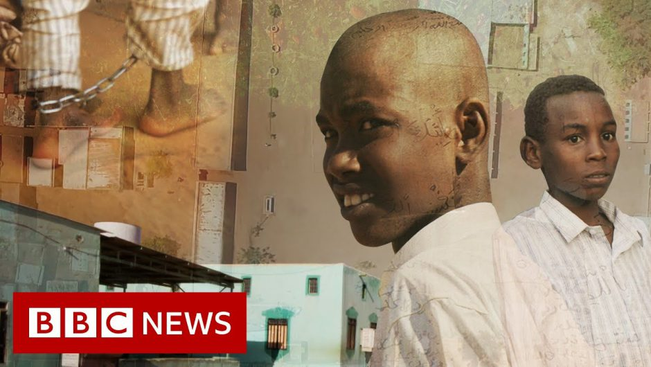Sudan khalwas: Undercover in the schools that chain boys – BBC News