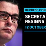 Top Victorian Govt. Secretary resigns over COVID-19 hotel quarantine inquiry | ABC News