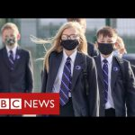 Secondary school attendance in England falls due to Covid with north worst affected – BBC News