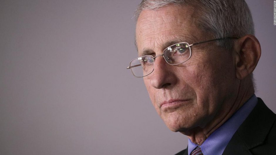 Fauci says he was taken out of context in new Trump campaign ad touting coronavirus response