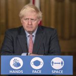 Boris Johnson shows what happens when a world leader gets Covid-19